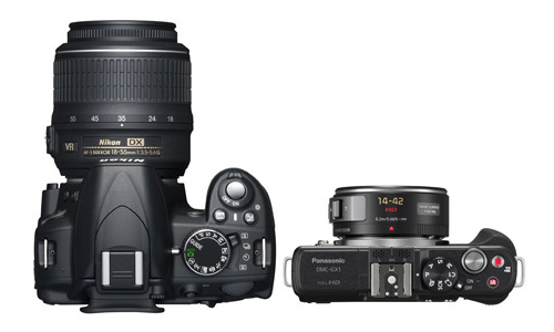 differenza reflex mirrorless