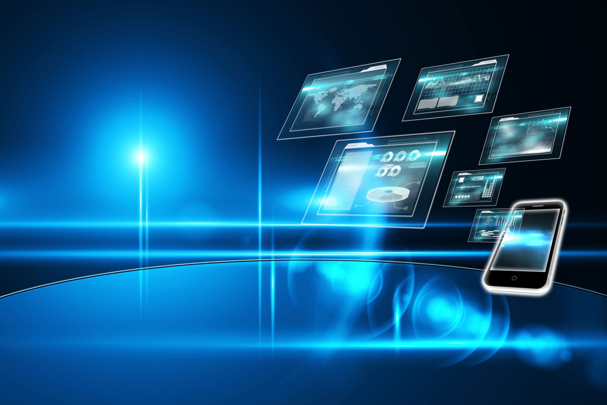 Fibra fino a 100 Mb - La Connessione Internet Illimitata di Omnia 24.