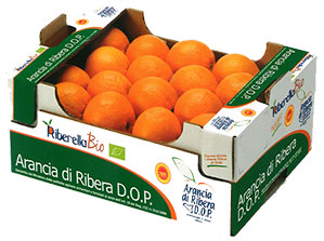arance di ribera dop
