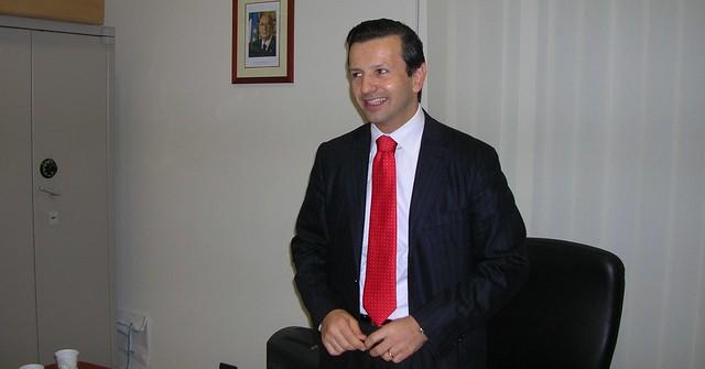 Antonio Lombardi - Il Presidente di ACS Salerno e l'Imprenditoria del Futuro.